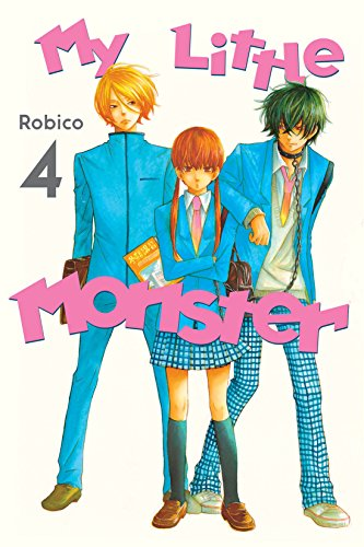 My Little Monster Vol. 4 (English Edition)