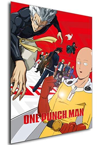 Instabuy Poster - Anime - One Punch Man Season 2 Manifesto 70x50