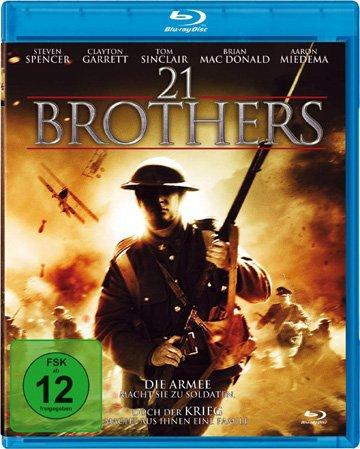 21 Brothers ( ) (Blu-Ray)
