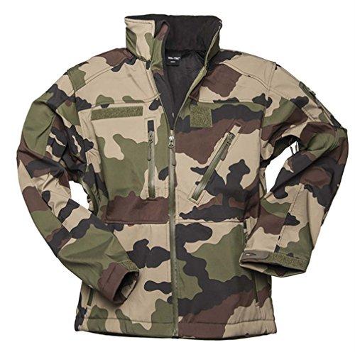SCU cce 14 veste softshell XL - cce