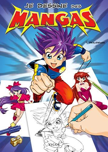 Je dessine des mangas