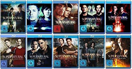Staffel 1-10 [Blu-ray]