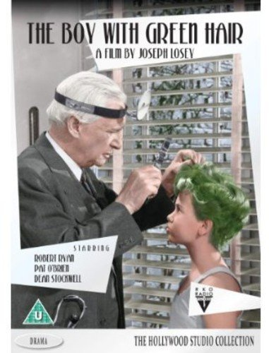 The Boy With Green Hair [DVD]