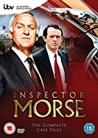 Inspector Morse The Complete Case Files(33 Episodes)