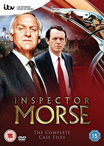 Inspector Morse Serie Complete 1-12, Edizione: Regno Unito [Edizione: Regno Unito]