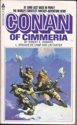 CONAN OF CIMMERIA #2 B002C0O7WS Book Cover