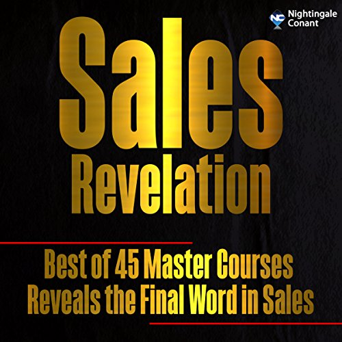 Couverture de Sales Revelation