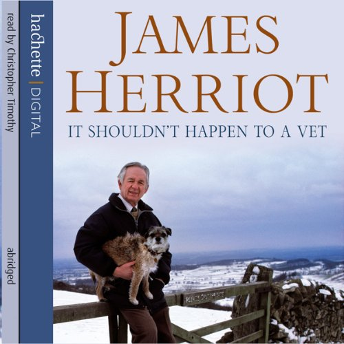 It Shouldn't Happen to a Vet audiobook cover art