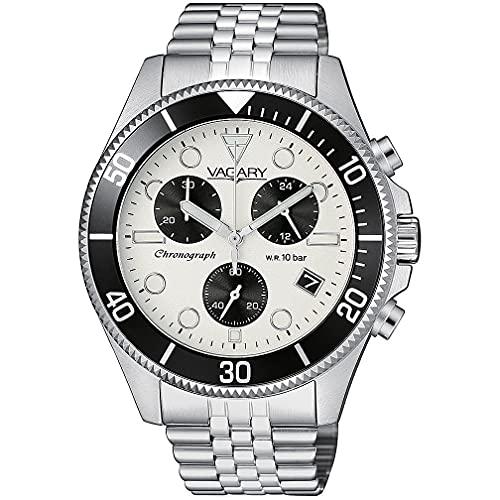 orologio cronografo uomo Vagary By Citizen casual cod. VS1-019-11