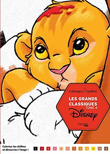 Grands classiques Disney Tome 4