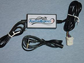AudioBaxics Compatible with Toyota and Scion Factory Radios- 3.5mm Aux Audio Input Adapter