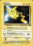 Pokemon - Pikachu (4) - Wizards Black Star Promos