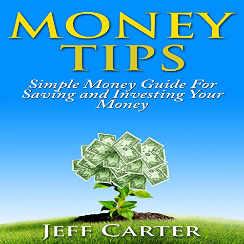 Money Tips audiobook cover art