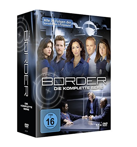 The Border - Die komplette Serie (11 Discs)