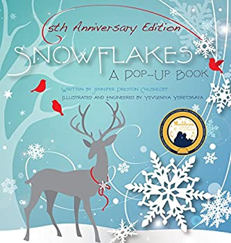 Snowflakes  5th Anniversary Edition  A Pop-Up Book  4 Seasons of Pop-Up