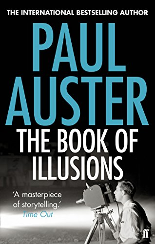 The Book Of Illusions Ebook Auster Paul Amazon Co Uk Kindle Store