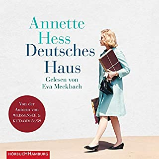 Deutsches Haus audiobook cover art
