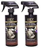 IBIZ Everything 64oz Car Leather Cleaner & Restorer (2 32oz Bottles)