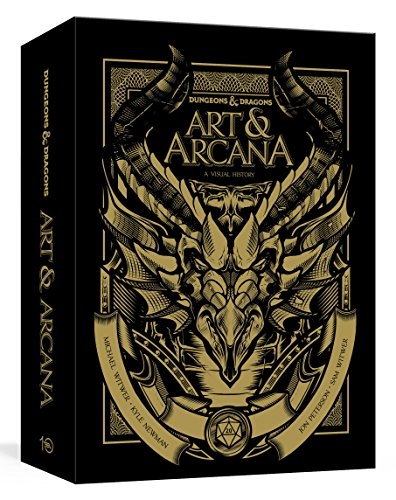 Dungeons & Dragons Art & Arcana: A Visual History: Special Edition, Boxed Book and Ephemera Set