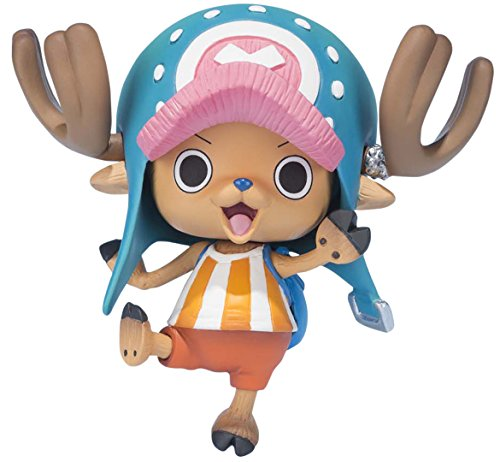 Bandai - Figurine One Piece - Tony Tony Chopper 5E Anniv Figuarts Zero 7Cm - 4543112963208