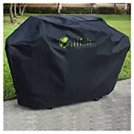 Calish Premium Barbecue Cover, Waterproof Heavy Duty 600D Oxford Large BBQ Cover, Windproof, Anti-UV...