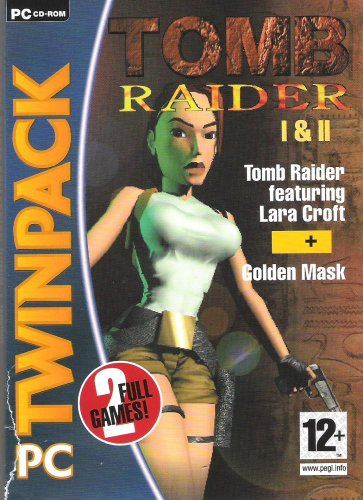 Tomb Raider I (Featuring Laura Croft) & II (Golden Mask) Twinpack