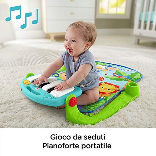 Fisher Price BMH49 Baby Piano 4 in 1