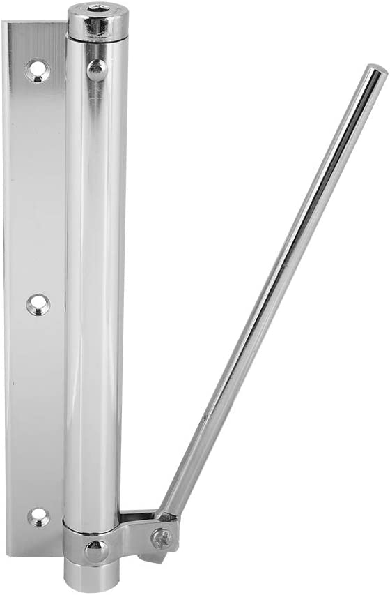 Stainless Steel Automatic Door Closer Doo Spring Buffer Strength Sales for sale Now free shipping