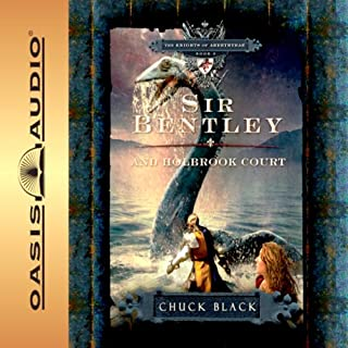 Sir Bentley and Holbrook Court audiobook cover art