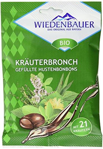Wiedenbauer Kräuterbronch mit 21 Kräutern Bonbon (1 x 75 g)