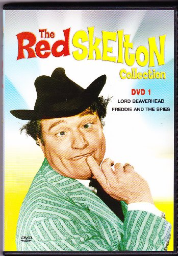 The Red Skelton Collection: DVD1 (Lord Beaverhead; Freddie and the Spies)