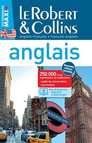 Le Robert & Collins Maxi+ anglais