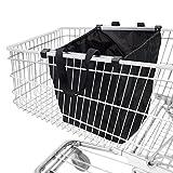 achilles Easy-Shopper 'ALU', Bolsa para carro de compras, Carro de compras plegable, bolsa de compras adecuada para todos los carritos de compras actuales, 33x50x38cm
