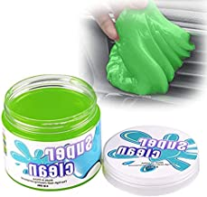 Keyboard Cleaner Universal Cleaning Gel - Detailing Putty Dust Cleaning Tool for PC Tablet Laptop/Car Vents/Car Interiors/...