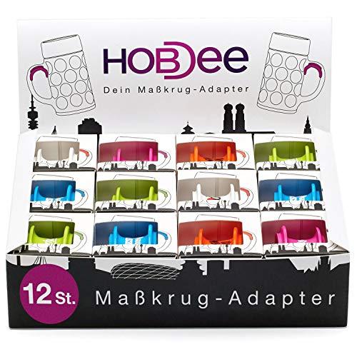HOBDEE Maßkrug-Adapter Glasmarkierer, Display