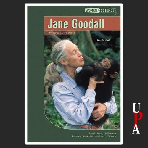 Jane Goodall cover art