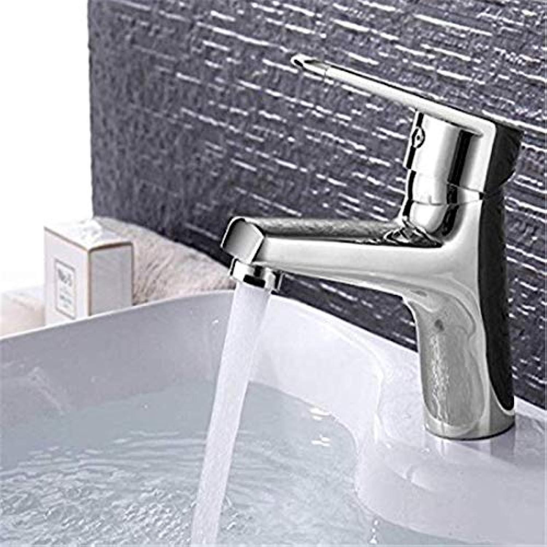 Bronze Becken Wasserhahn Bad Wasserhahn Bad Keramikspule Material Klassische Waschbecken Wasserhahn Einzigen Handgriff Heien und Kalten Wasserhahn