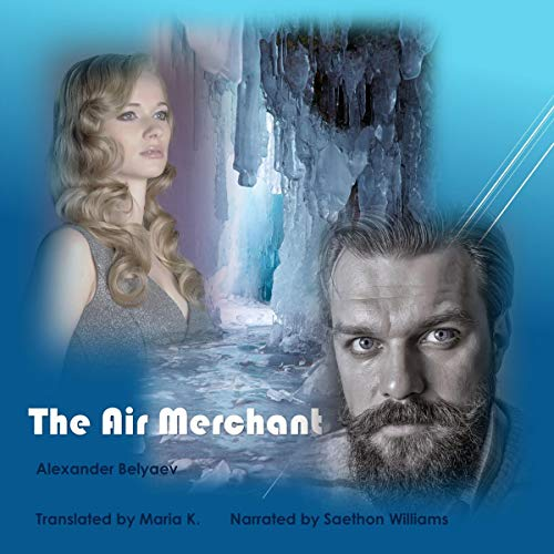 The Air Merchant audiobook cover art