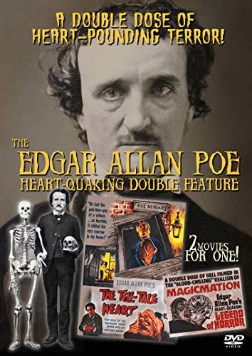 Edgar Allan Poe: Heart-quaking Double Feature (legend Of Horror & The Tell-tale Heart)