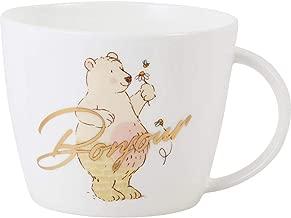 Mugs Bone China Coffee Mugs Handle Handpainted Tea Milk Cups Drinkware With Gift Box N