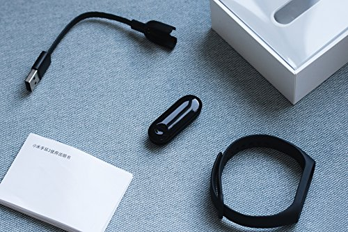 Xiaomi Tech Pulsera Fitness Tracker Mi Band 3 Smart 5