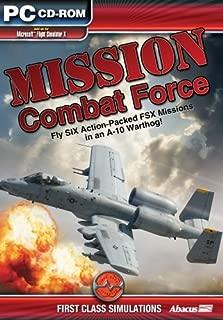 Mission Combat Force (PC CD) Add-on Flight Simulator X