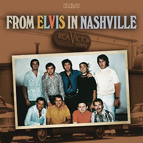 From Elvis In Nashville [Disco de Vinil]