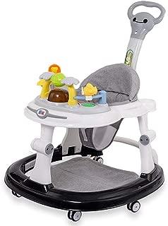 YOLL Andador Bebé con Freno Plegable, Anti-O-Pierna del Bebé ...
