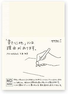 Midori MD notebook No ruled line