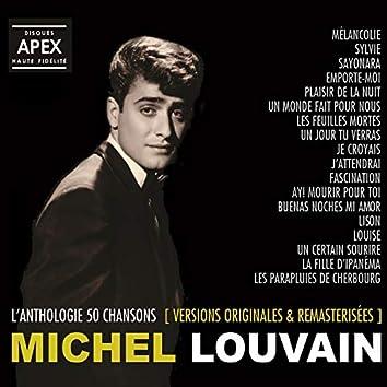L'anthologie 50 chansons (Versions originales & remasterisées)