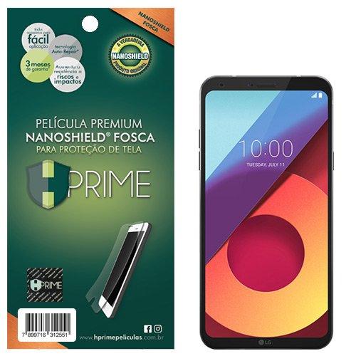 Pelicula HPrime NanoShield Fosca para LG Q6/ Q6 Plus, Hprime, Película Protetora de Tela para Celular, Transparente
