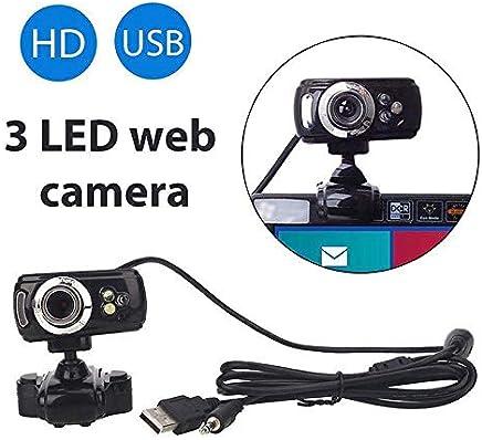 Rabusion - Webcam HD USB con Microfono per Computer Portatile e Desktop - Trova i prezzi più bassi