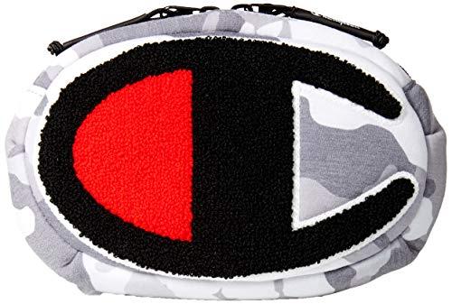 Champion Unisex-Erwachsene Prime Logo Waist Bag Bauchtasche, Camo White, Einheitsgröße