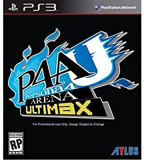 Persona 4 Arena Ultimax Ps3